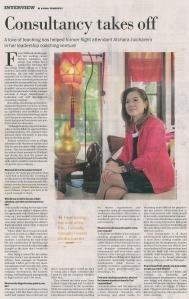ดร. อัจฉรา จุ้ยเจริญ สัมภาษณ์ใน Bangkok Post