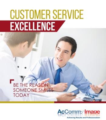 อบรมการบริการลูกค้า โดย แอคคอมแอนด์อิมเมจ อินเตอร์เนชั่นแนล