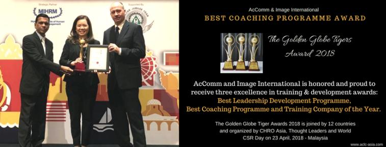 Best Coaching Programme - Thailand